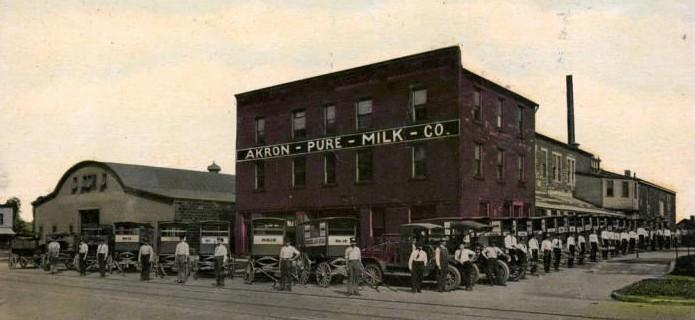Akron Pure Milk Company